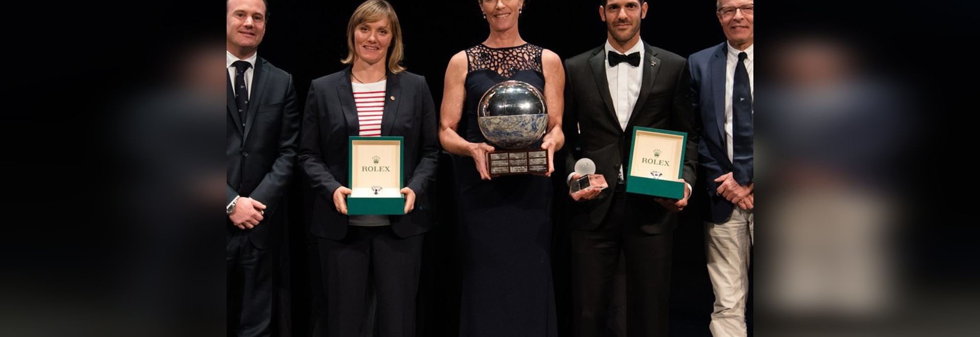 Excellence recognised at the 2018 World Sailing Awards