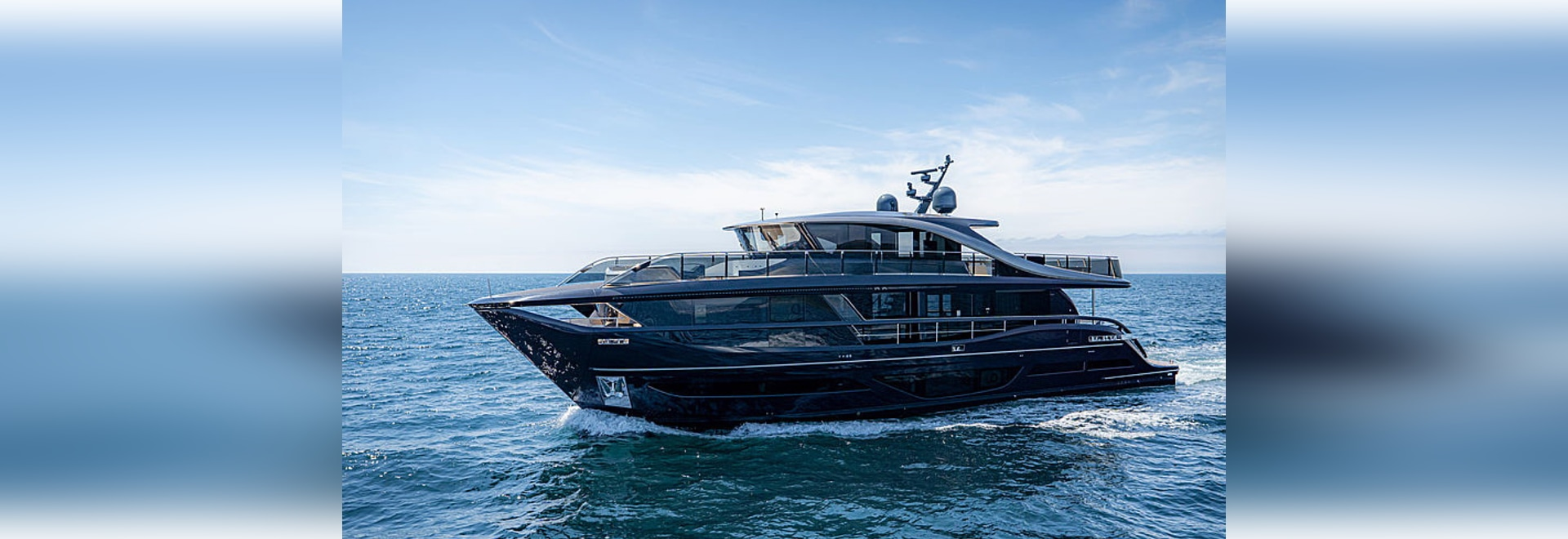 First Princess X95 begins sea trials in Plymouth