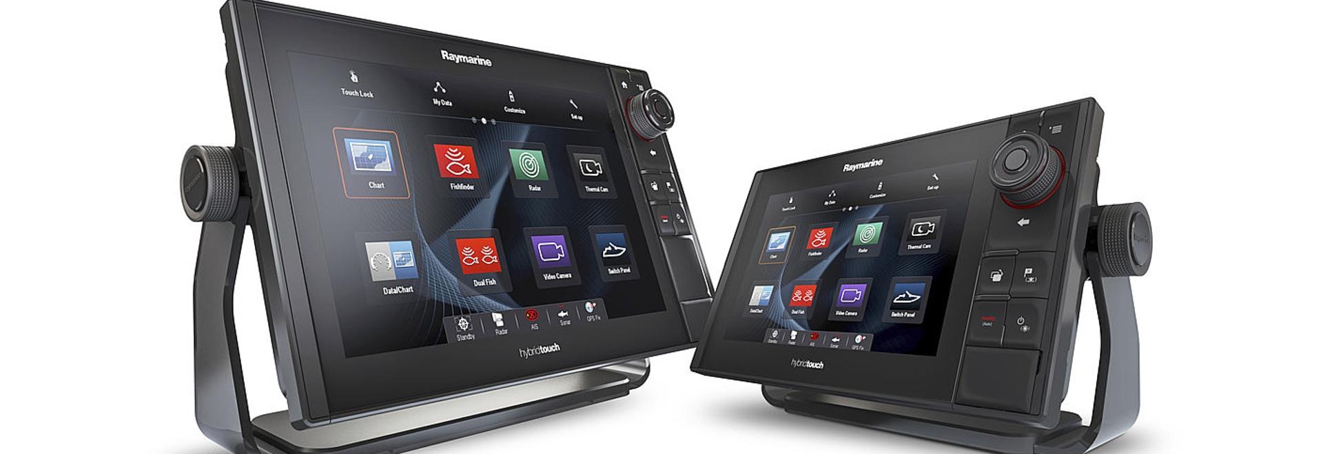 FLIR Announces Raymarine eS Series High Performance Navigation Displays