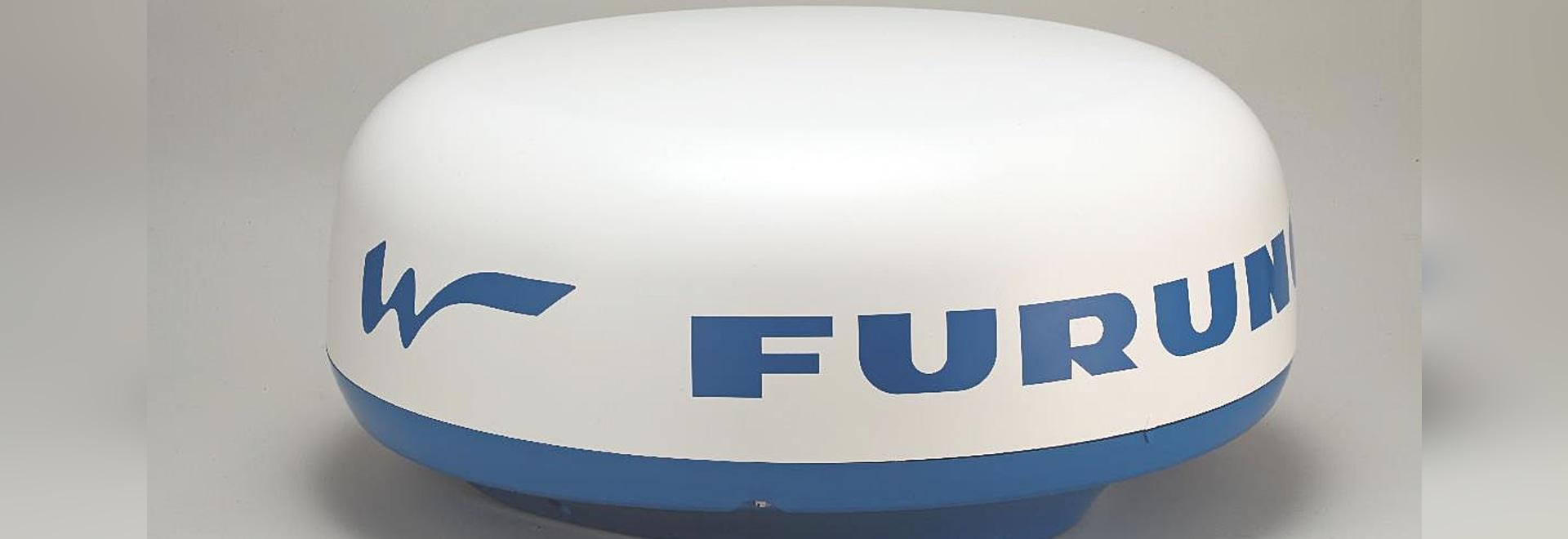 FURUNO DRS4W: world first wireless Radar at METS 2014