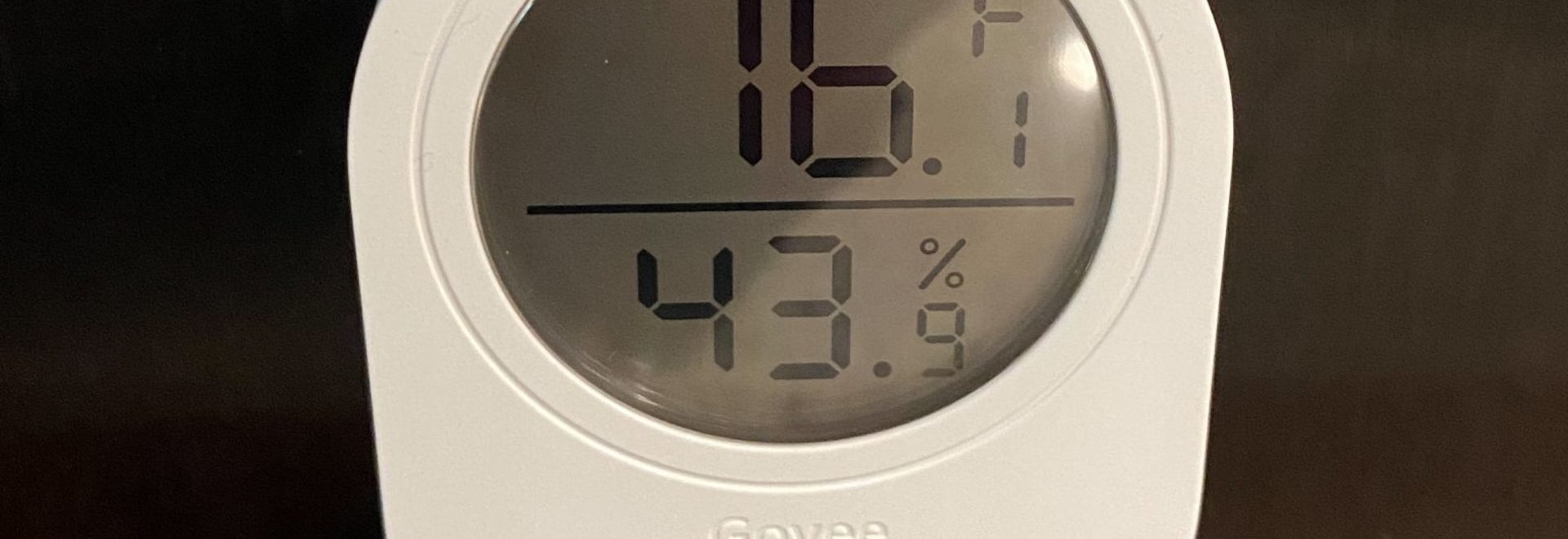 Govee WiFi thermometer and hydrometer, inexpensive and easy off boat monitoring