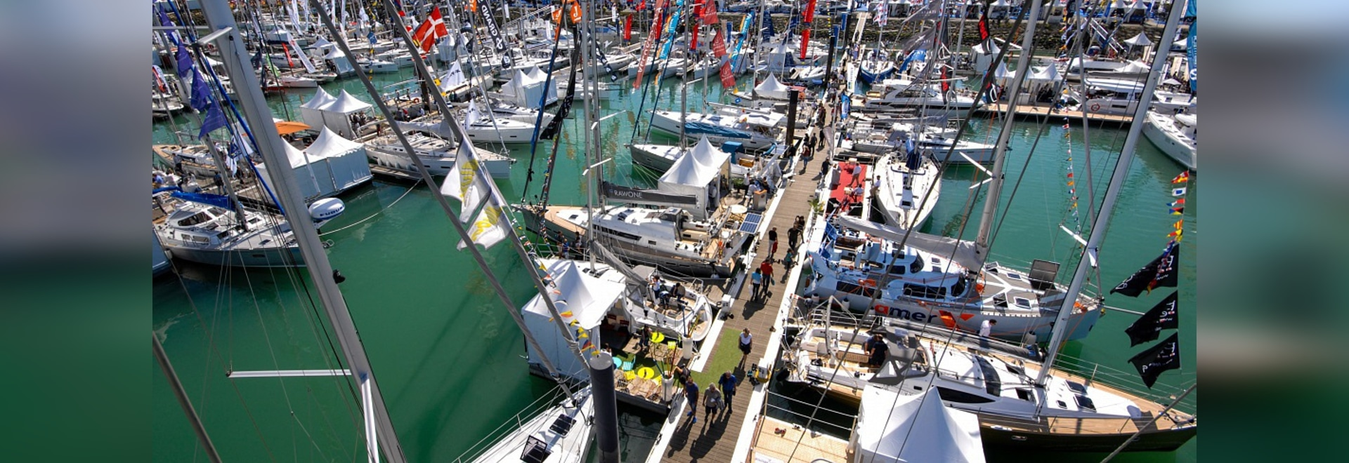 The Grand Pavois La Rochelle will go ahead as planned in 2020.