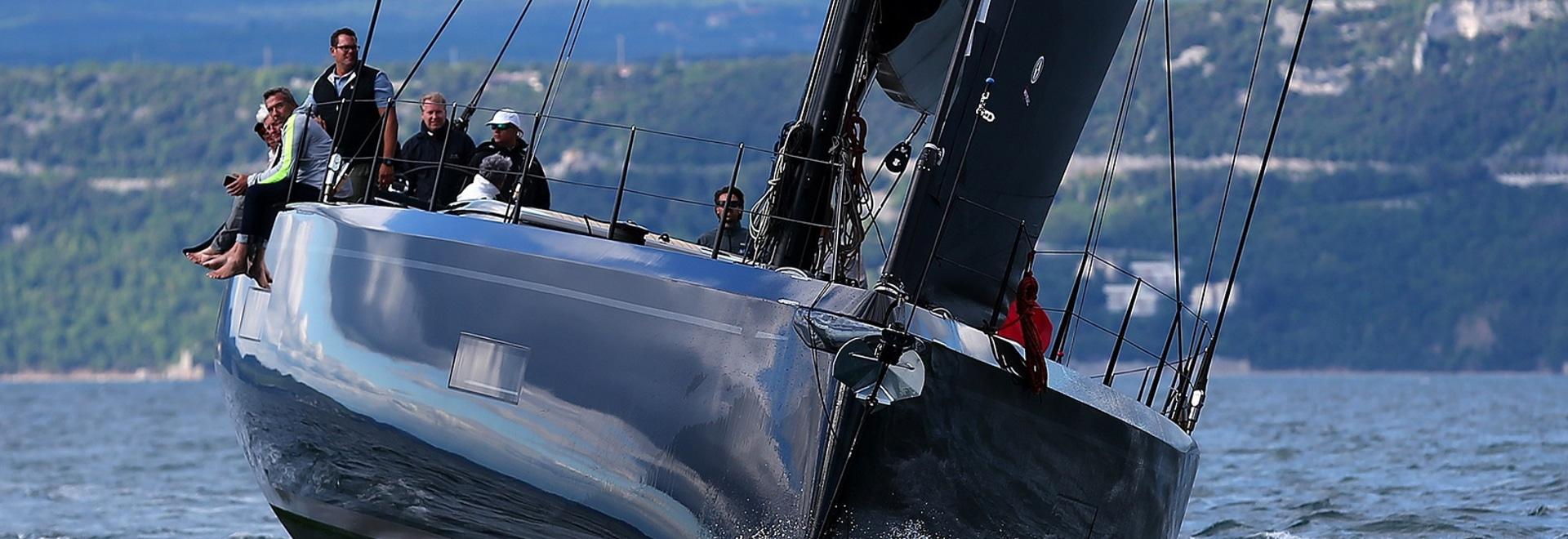 GS80: Inside Grand Soleil's 25.95 Metre Sailing Flagship
