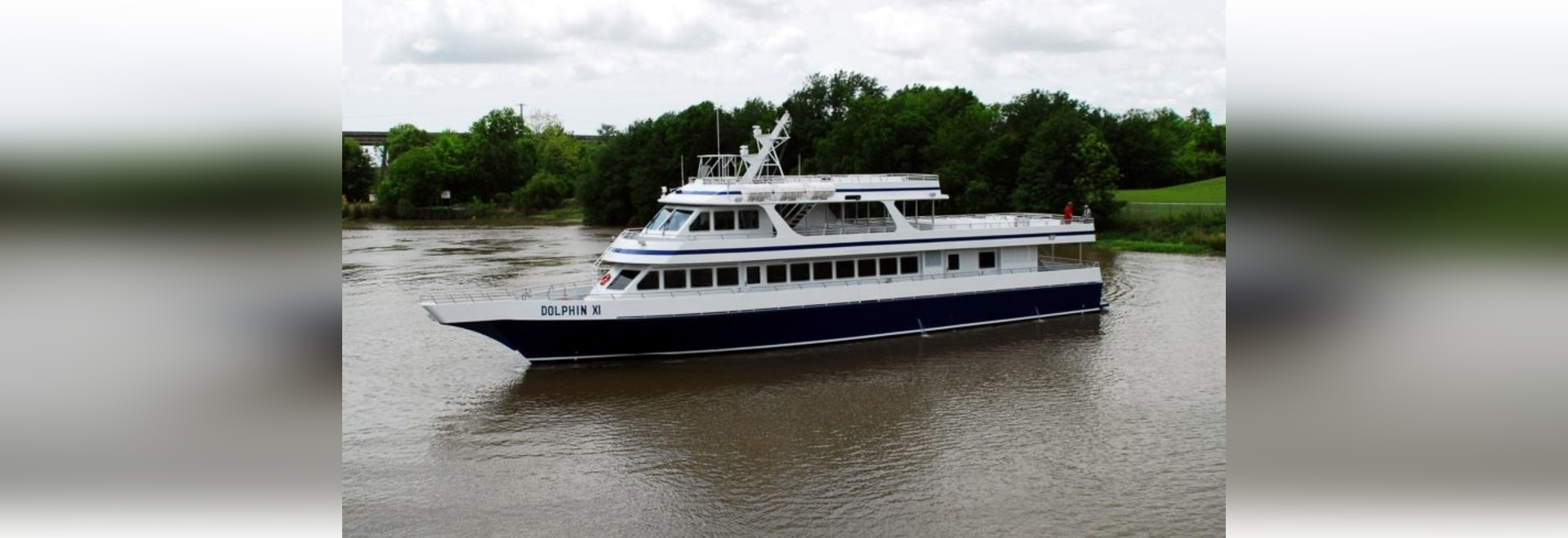 Gulf Craft delivers whale watch vessel to Massachusetts