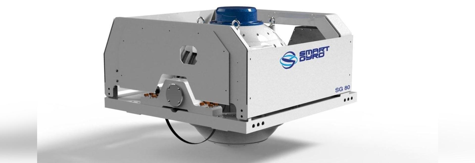 Gyro stabilization - Yanmar takes control of Smartgyro srl