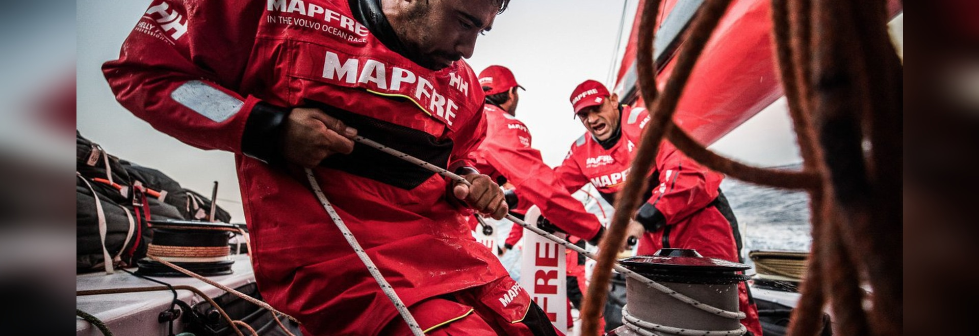 Helly Hansen is the official clothing supplier to The Ocean Race