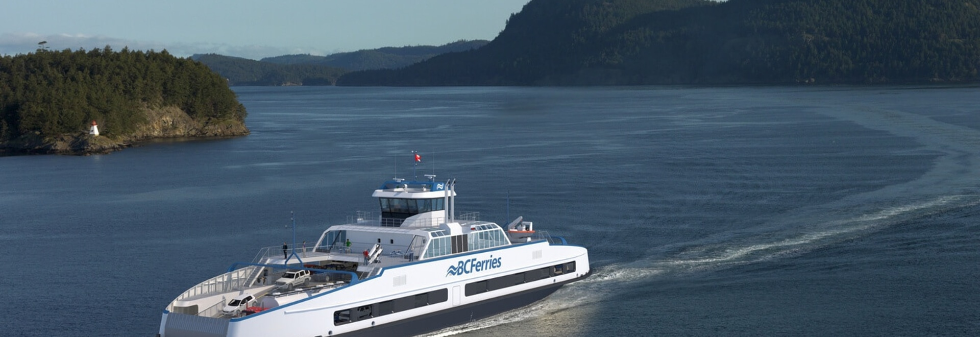 The hybrid Road Ferry 8117E3 was successfully developed using the new approach