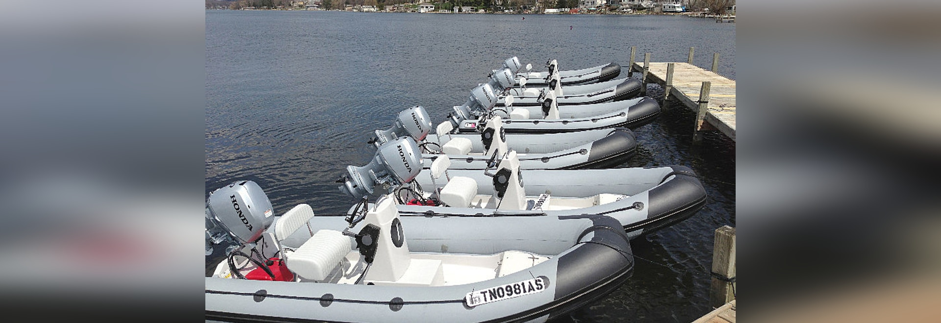 Inflatable boat with fibergalss hull, from 3 meter to 5.2 meter, 10 feet to17 feet