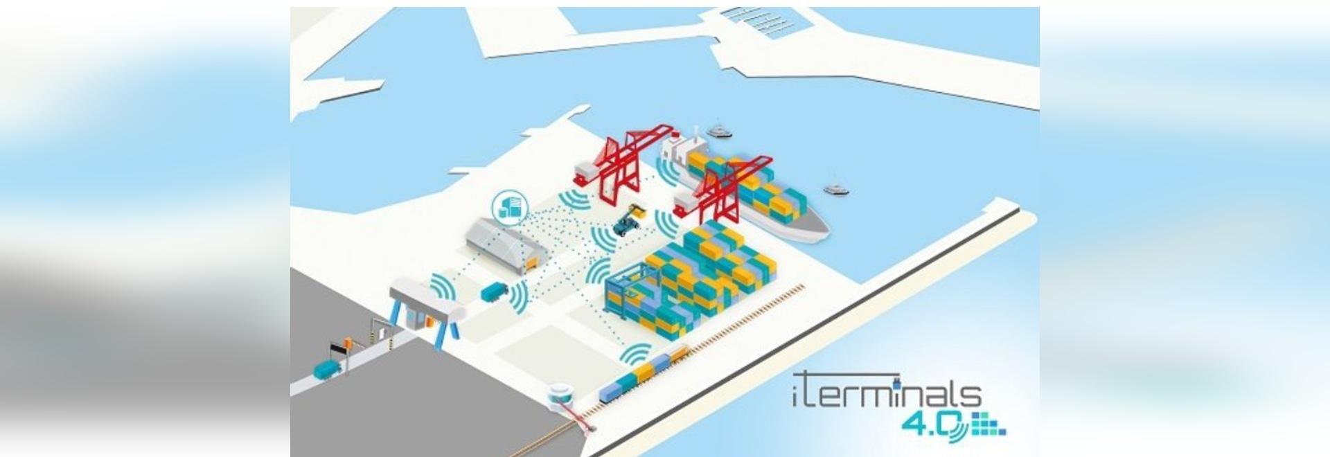 iTerminals will boost big data use among box ship ports