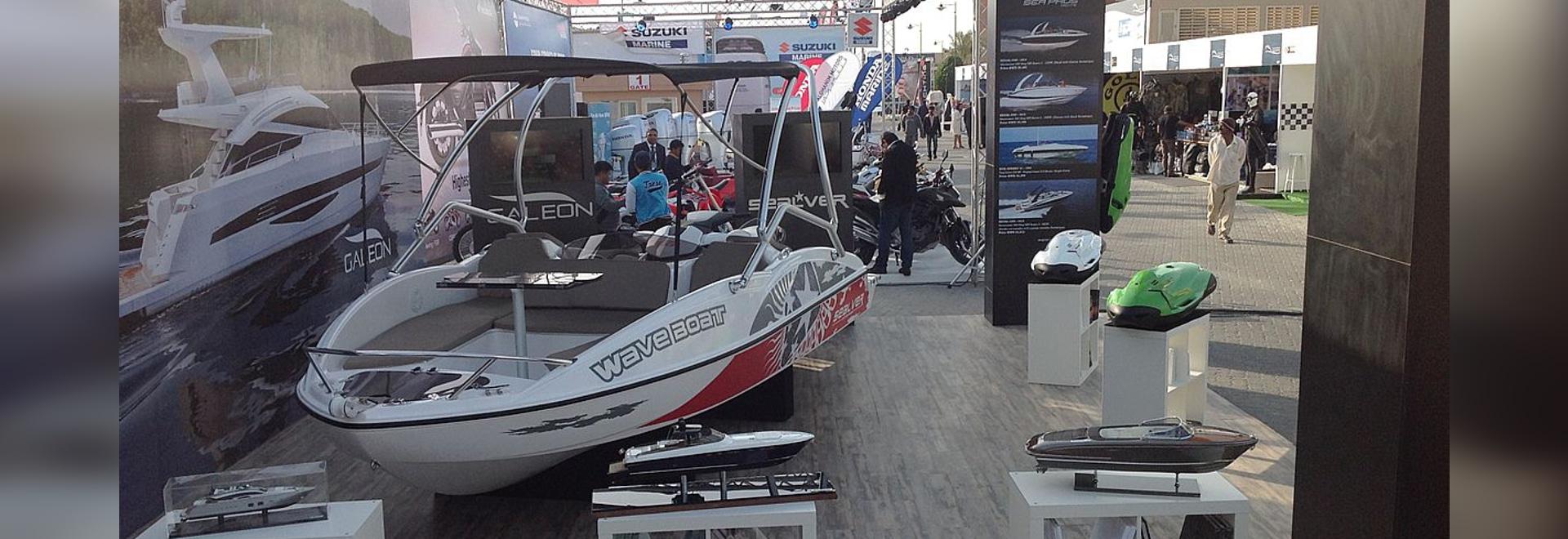 Kuwait Yacht Show - 3rd till 7th February 2015