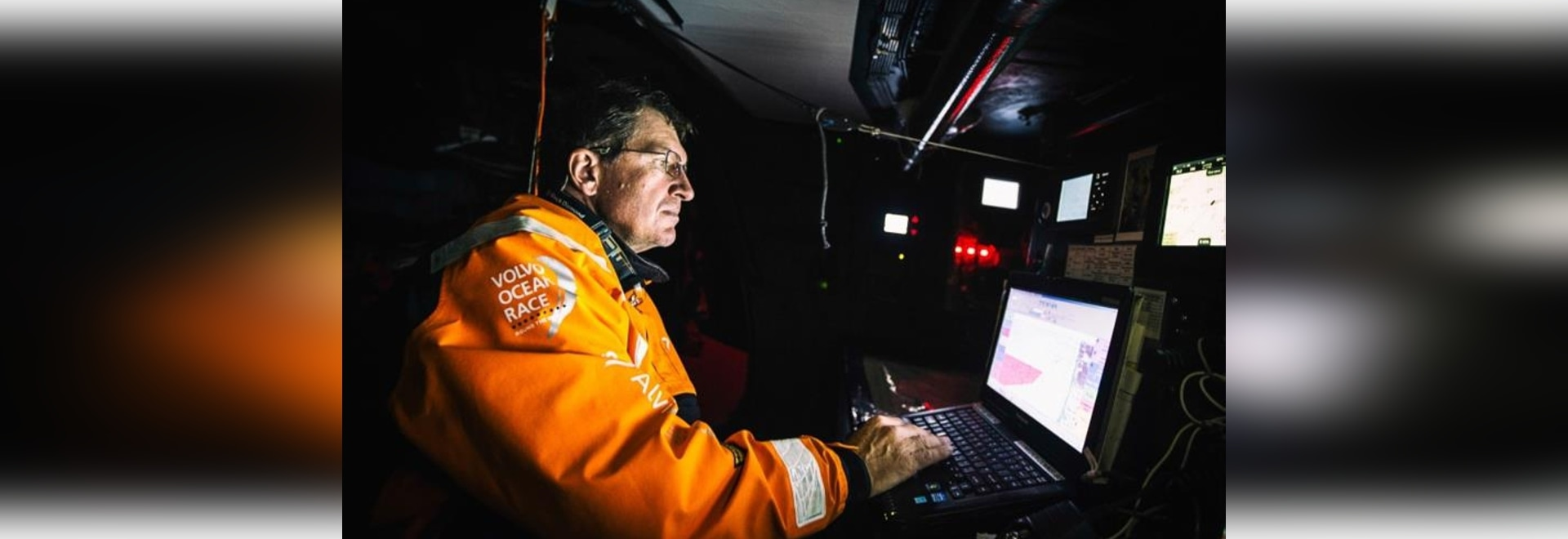 Leg 9 to Gothenburg onboard Team Alvimedica. Day 1. Free from the Bay of Biscay the fleet rounds Brest on the way to the English Channel,all within close proximity. Will Oxley hard at work in the n...