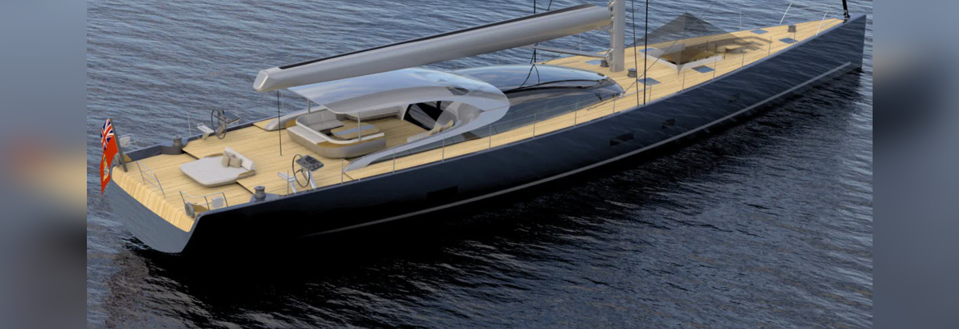 Malcolm McKeon Yacht Design Reveals Sailing Yacht Concept MM38