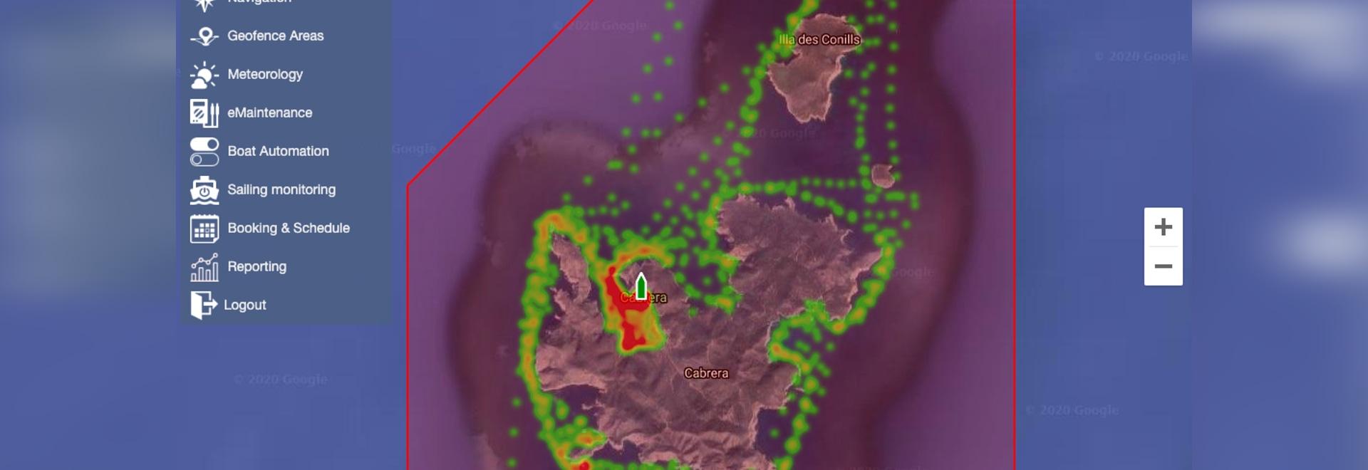 Maritime Area Integral Supervision