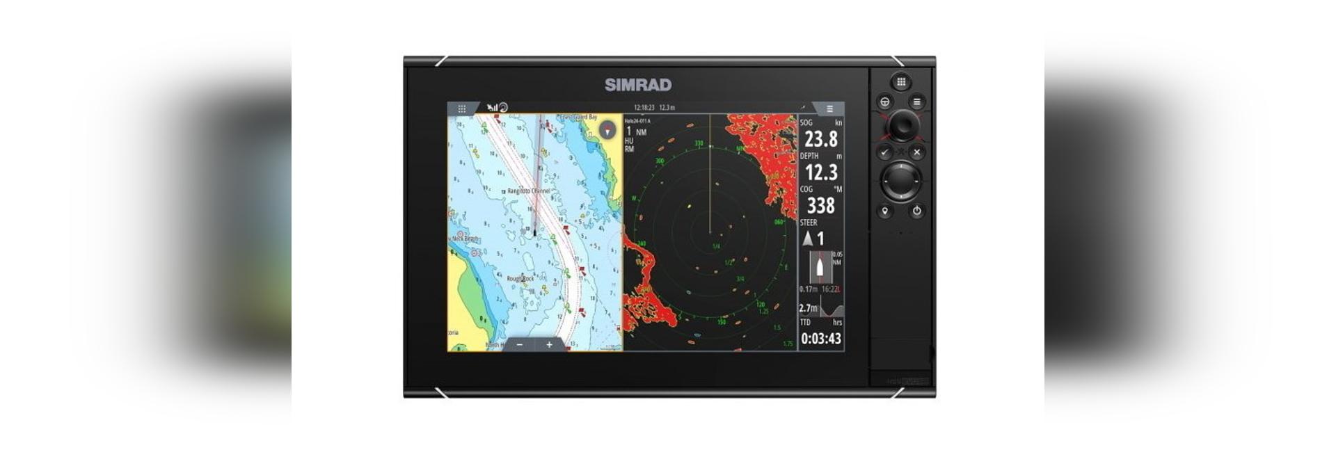 Meet the new Simrad NSSevo3s: The best just got better