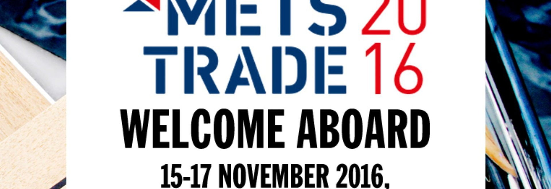 METSTRADE Show: Meet us at Hall 7 - Booth 07.469