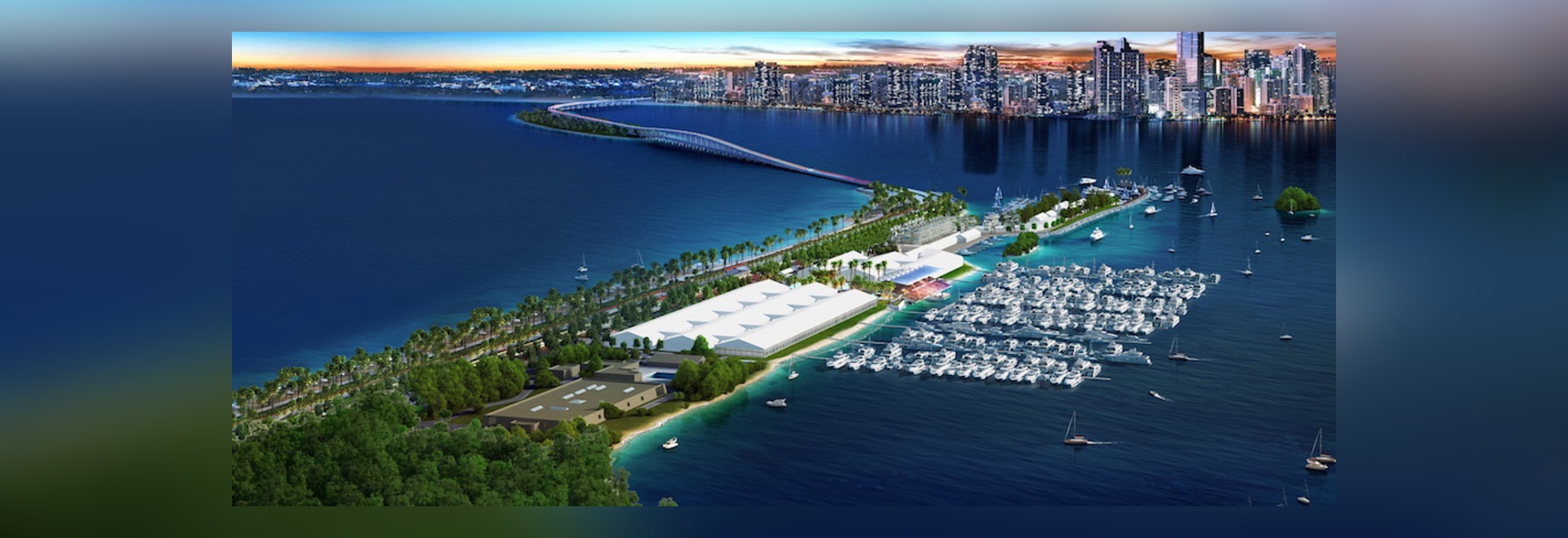 Miami International Boat Show unveils new transportation plan for Miami Marine Stadium Park & Basin