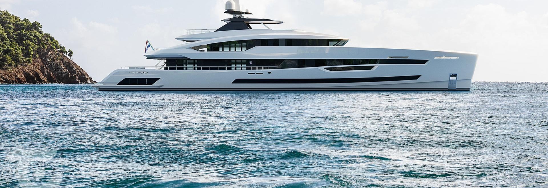MYS 19: New 57m Heesen superyacht project revealed: Akira