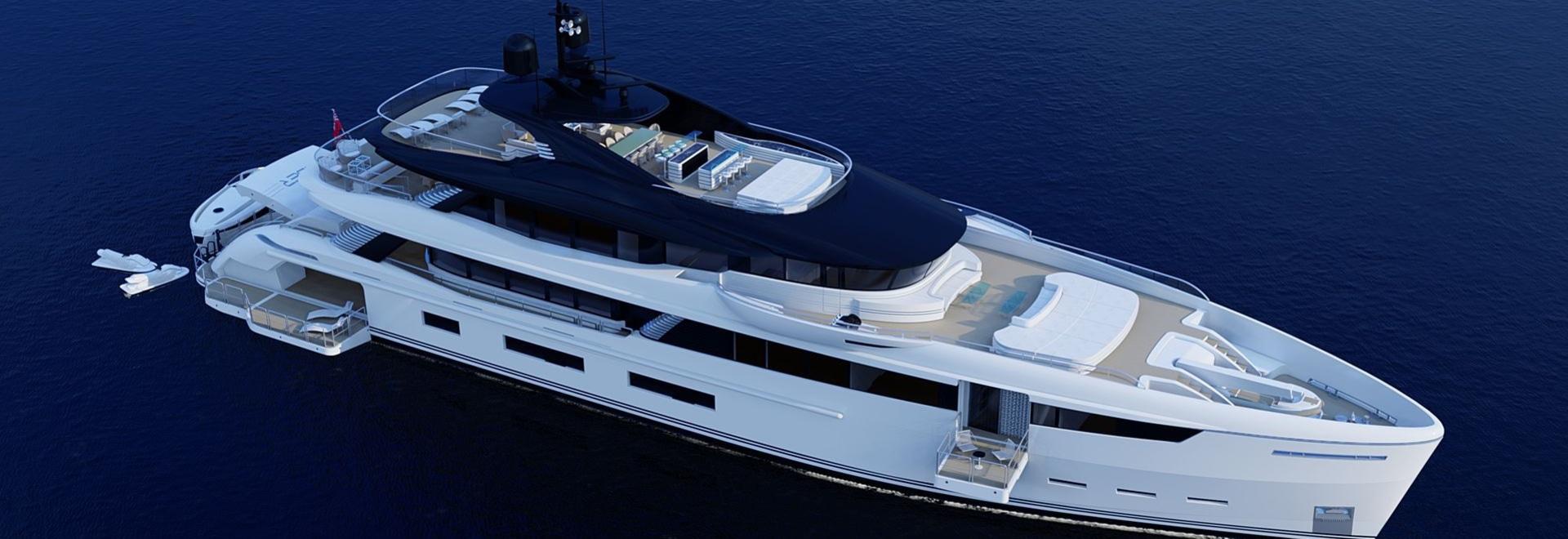 MYS 19: TAMABA Design Studio release 69m eco-superyacht concept: POSSIBLE