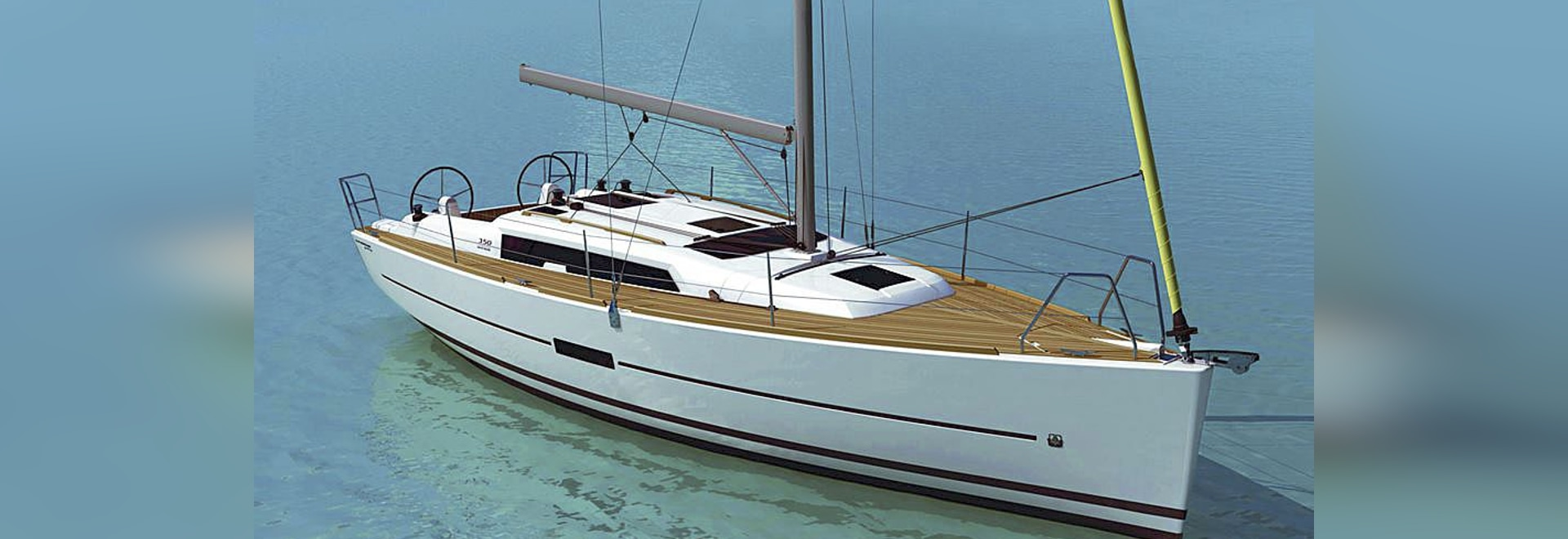 New 350 GL presented at Paris Boat Show