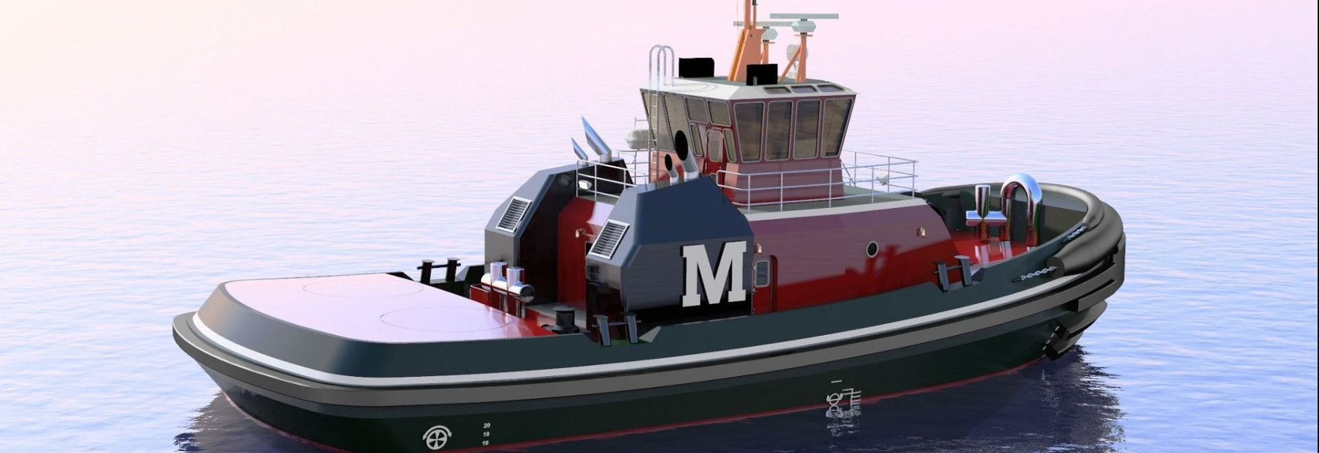 NEW ASSIST AND ESCORT TUGS FOR MORAN TOWING