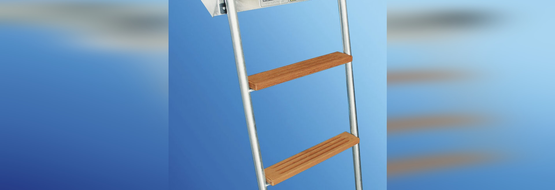 NEW: boat ladder by Opacmare