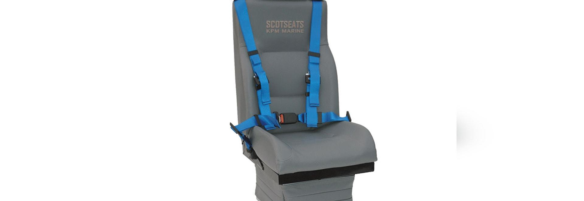NEW: boat seat by SCOTSEATS DIRECT LTD