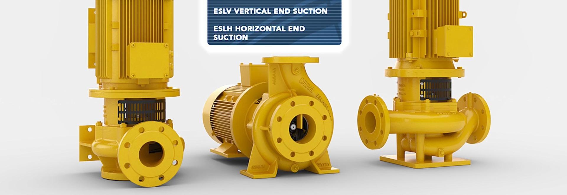 New DESMI ESL Centrifugal Pump Video