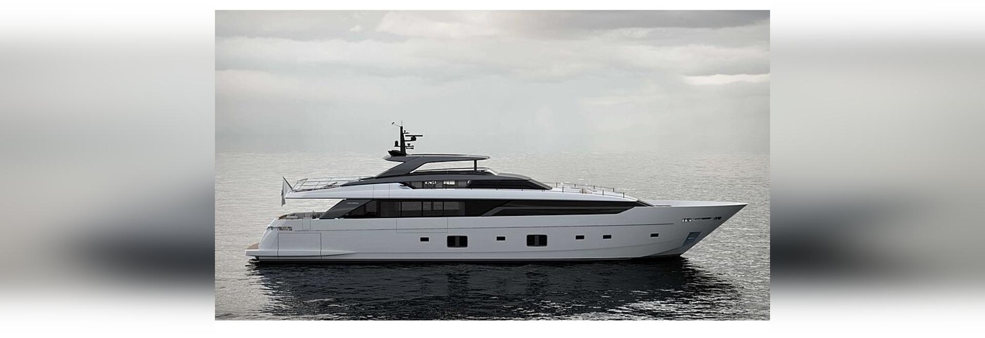 New flagship for Sanlorenzo: the SL120Asymmetric