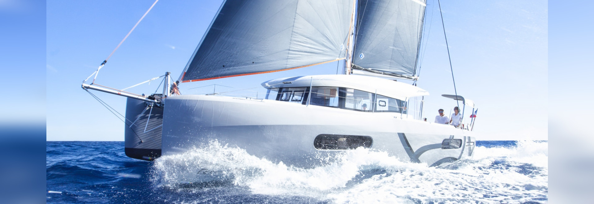 the new multihull brand from Beneteau Groupe, Excess is on a mission to put the fun back into mainstream multihull cruising. It's aimed squarely at experienced sailors who want the generous living ...