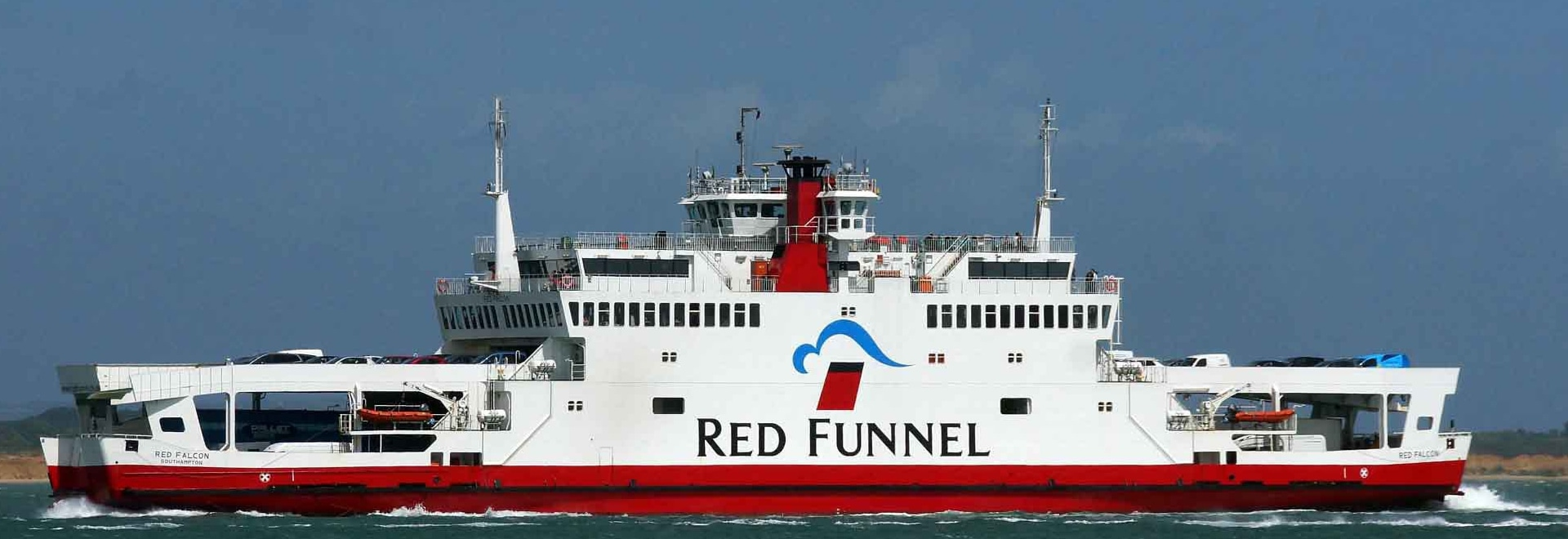 NEW OWNER FOR RED FUNNEL