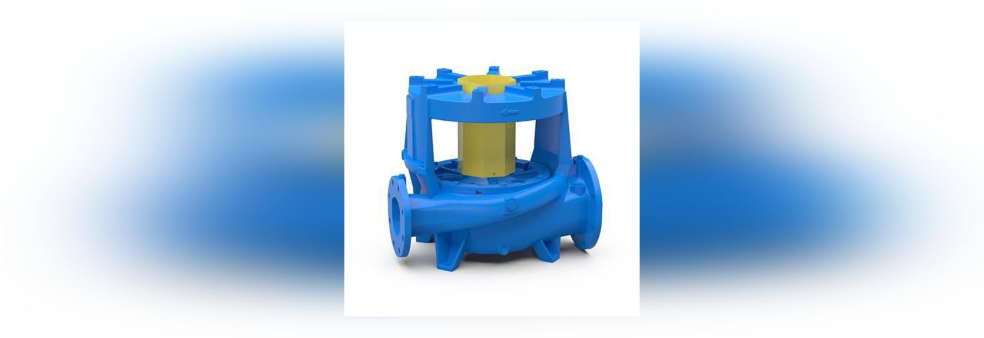 NEW: ship pump by Wärtsilä Corporation