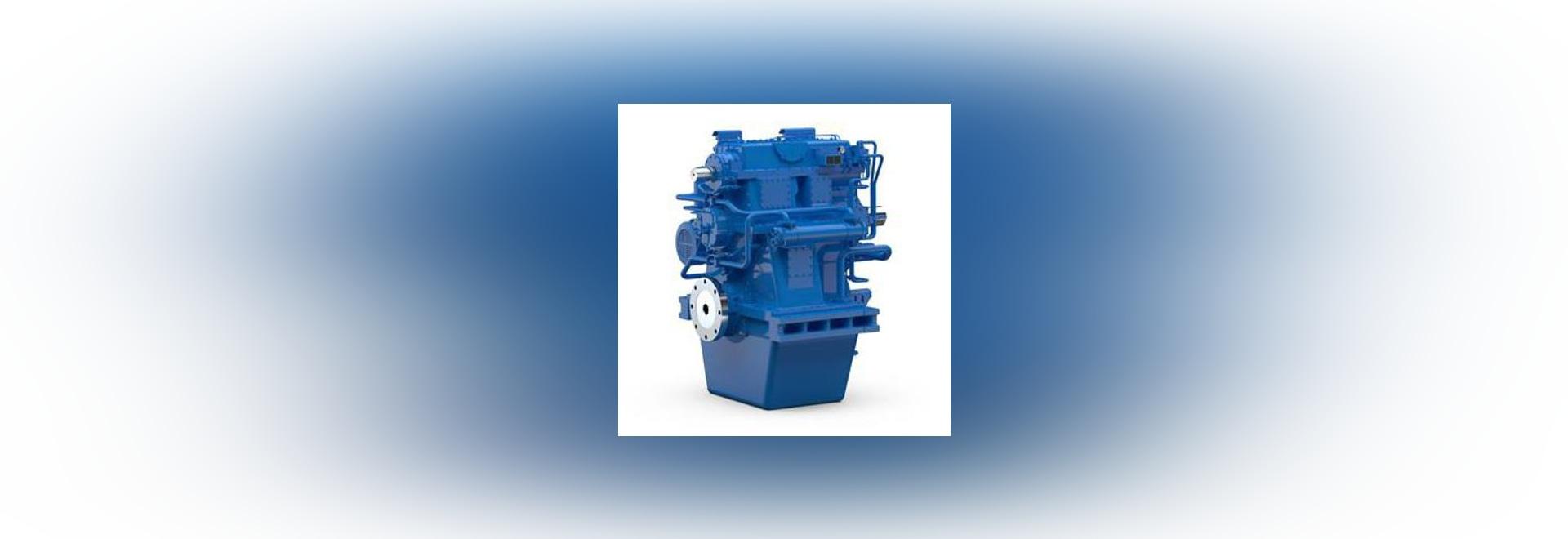 NEW: ship reduction gearbox by Wärtsilä Corporation
