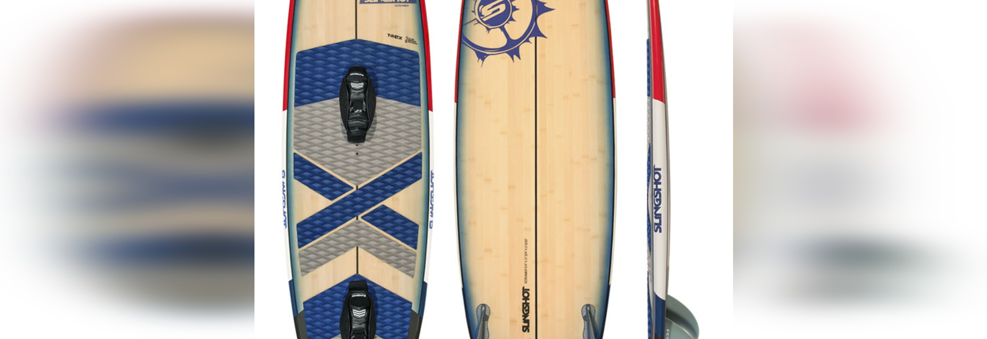 NEW: surf kiteboard by SlingShot