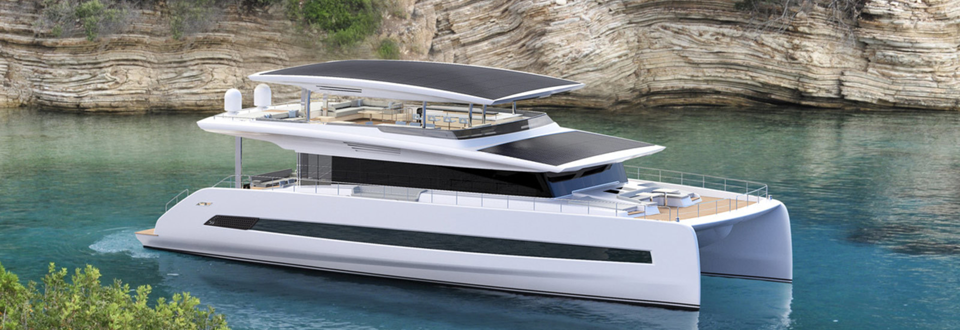 The new tri-deck version of the Silent 80