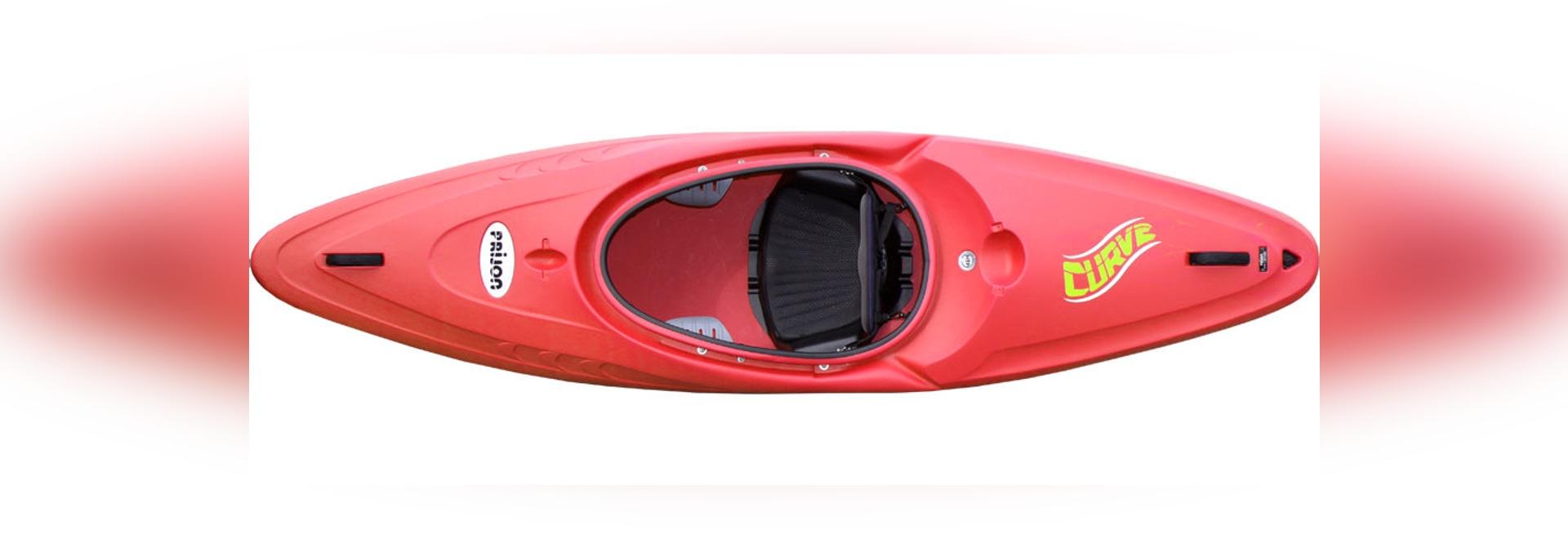 NEW: white-water kayak by Prijon