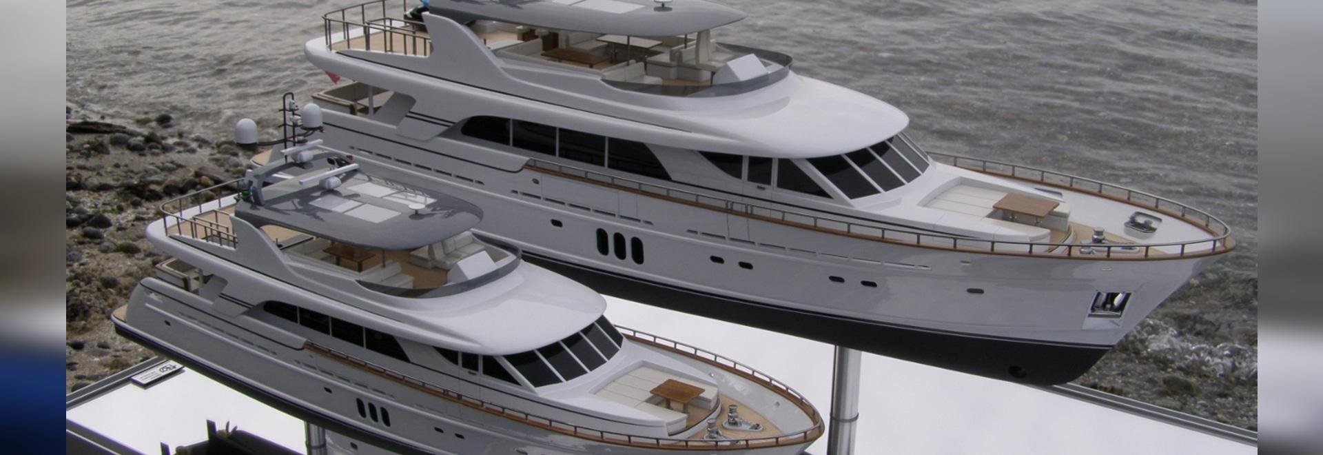 News: 30m Mahalo scale model