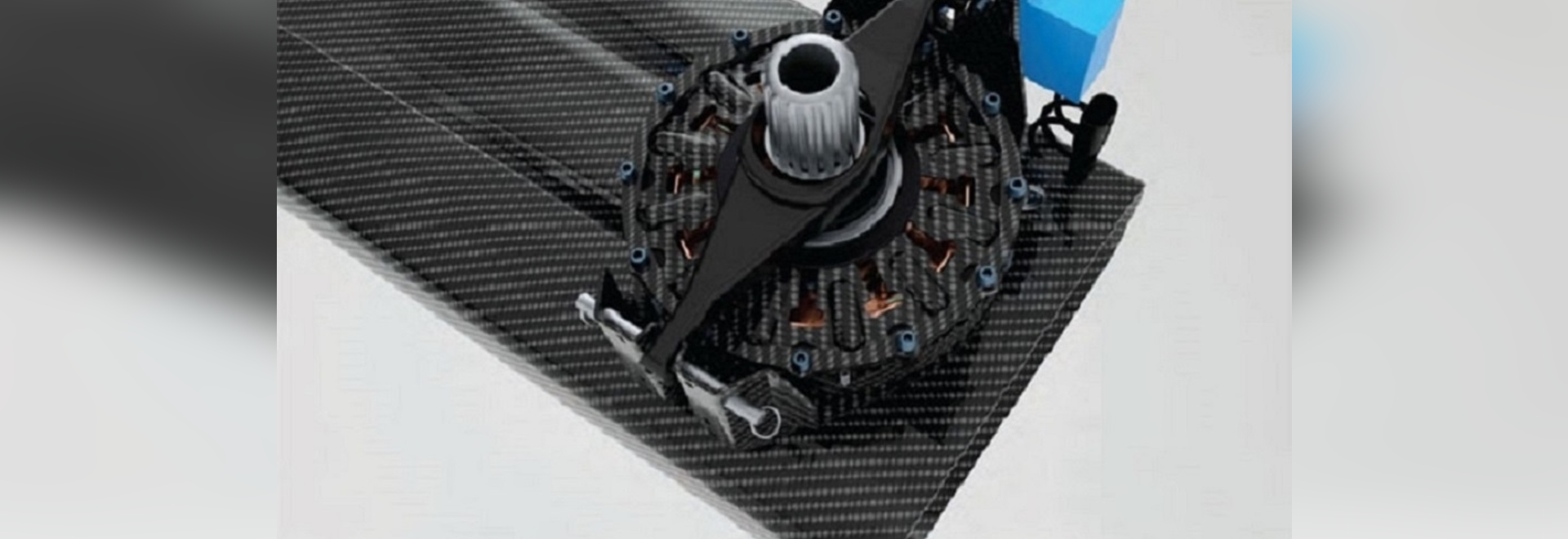 nope, it's not a next generation superbike clutch; it's the all-carbon clutch from an AC75 grinder pedestal, which allows genuinely seamless gear changes. Developed by Harken and refined into two n...