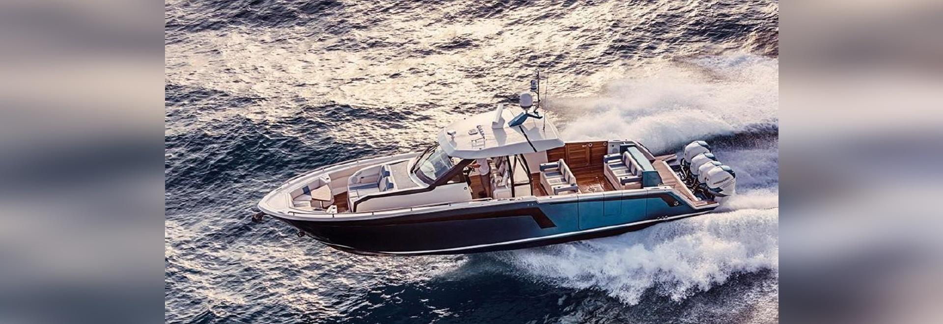 Ocean Alexander 45 Divergence: New dayboat aims to distill superyacht essence