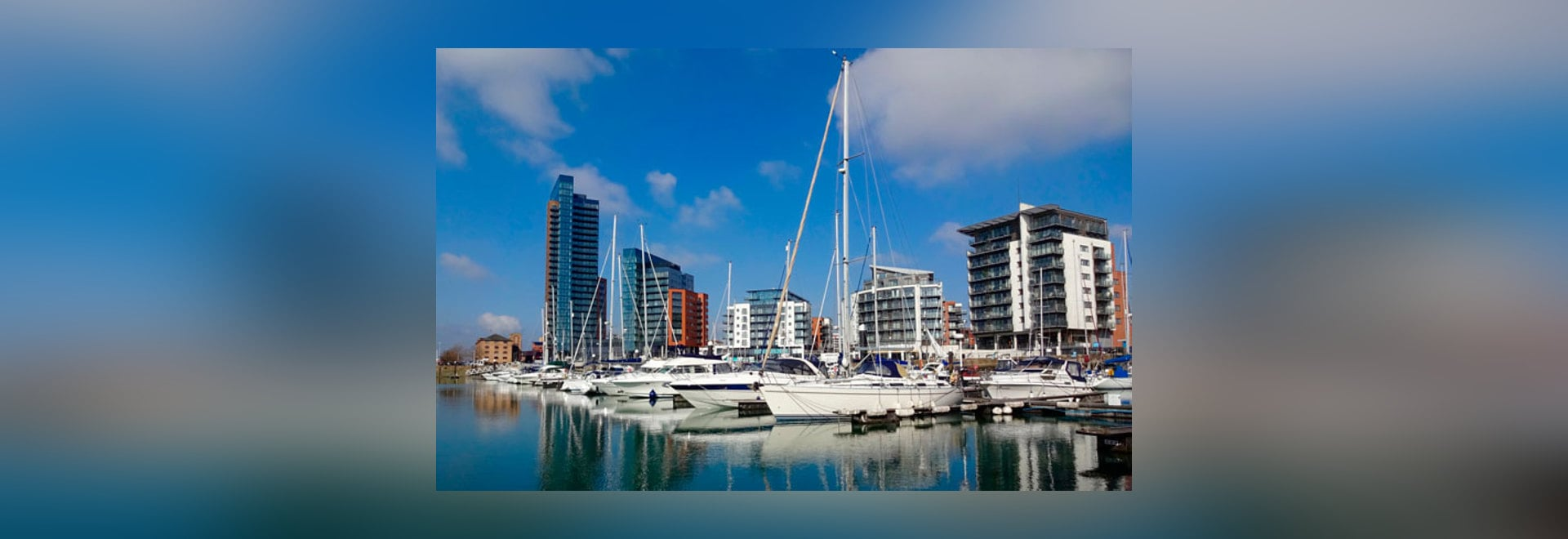 Ocean Village Marina is the finish line for the MDL Marinas charity bike ride challenge