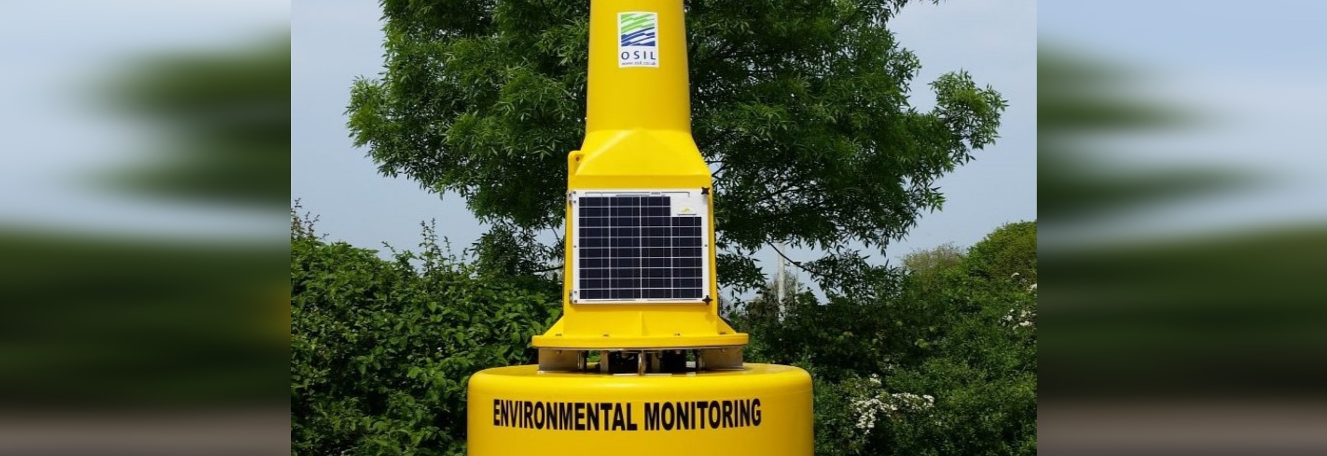 OSIL has supplied a buoy to the HERMES project to monitor coastal erosion Photo: OSIL