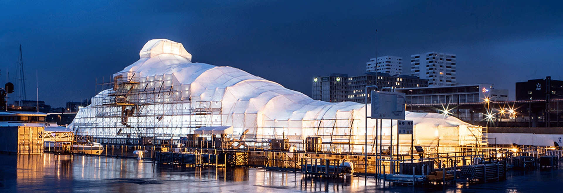 Palumbo Superyachts Marseille Completes Full Paint Job on 92 Metre Feadship