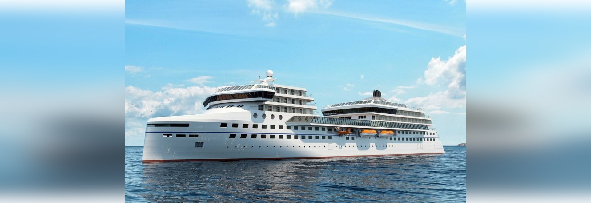 PHOENIX WORLD VILLAGE IS THE LATEST EXPEDITION CRUISE VESSEL DESIGN