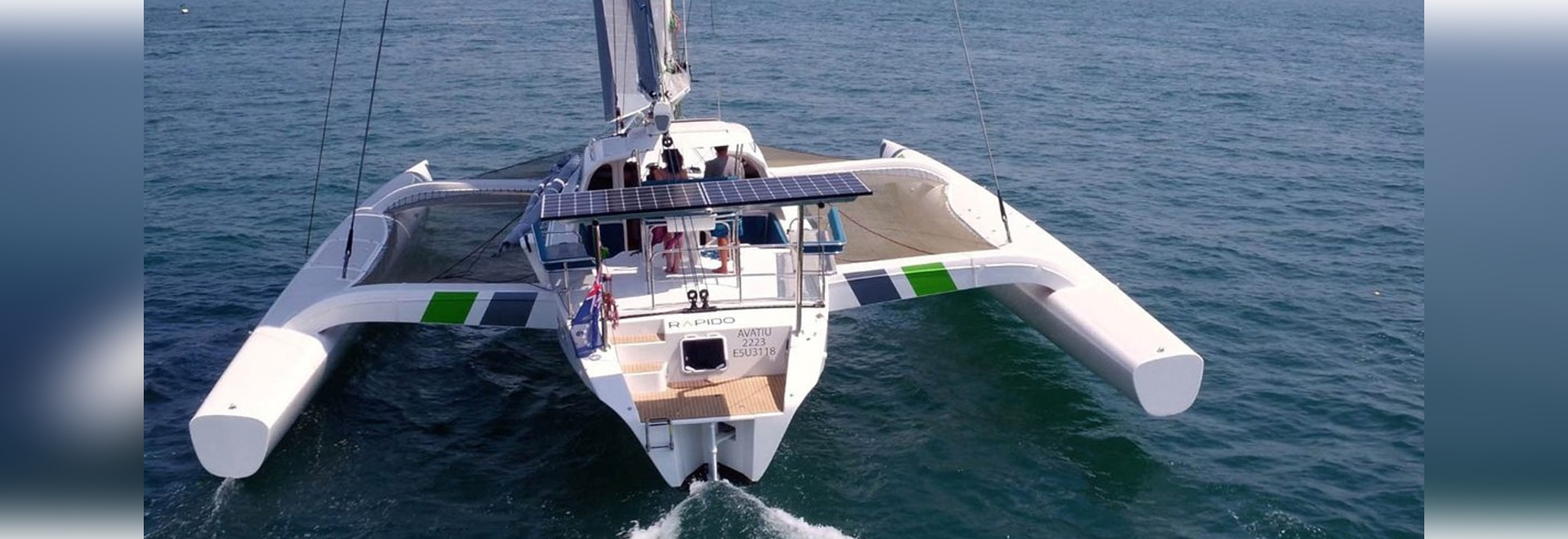 RAPIDO TRIMARANS APPOINTS MULTIHULL SOLUTIONS