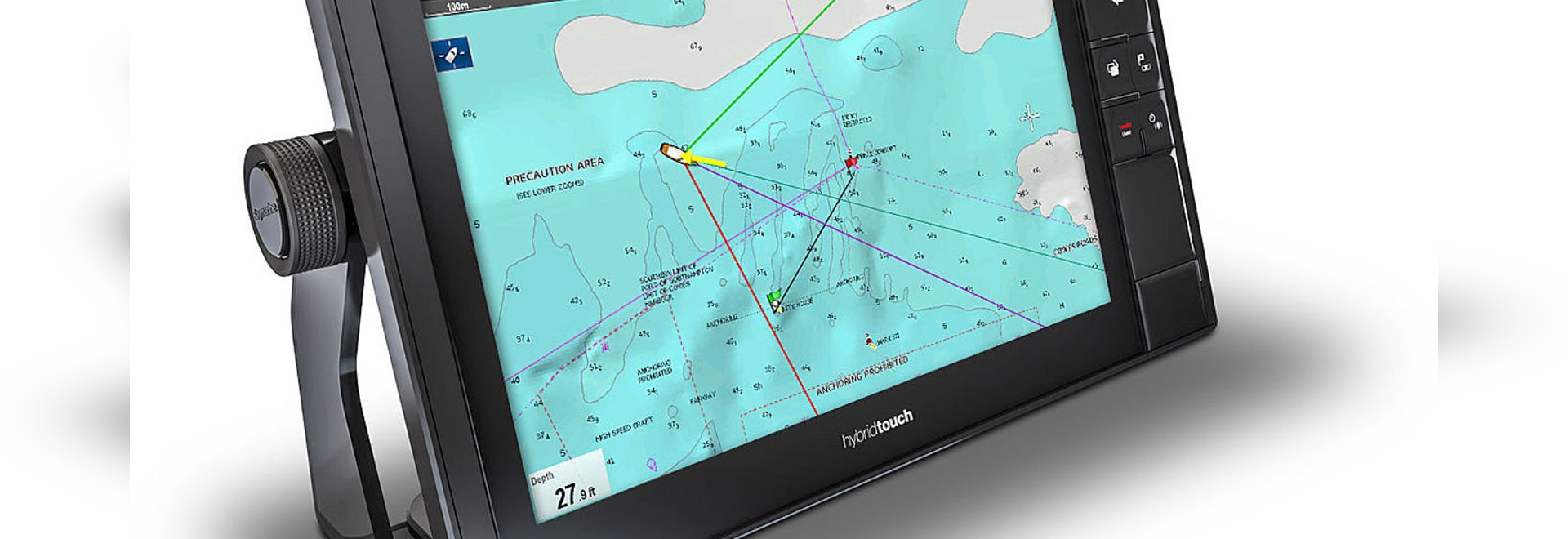 Raymarine Upgrades LightHouse II Operating System with New Sailing Features