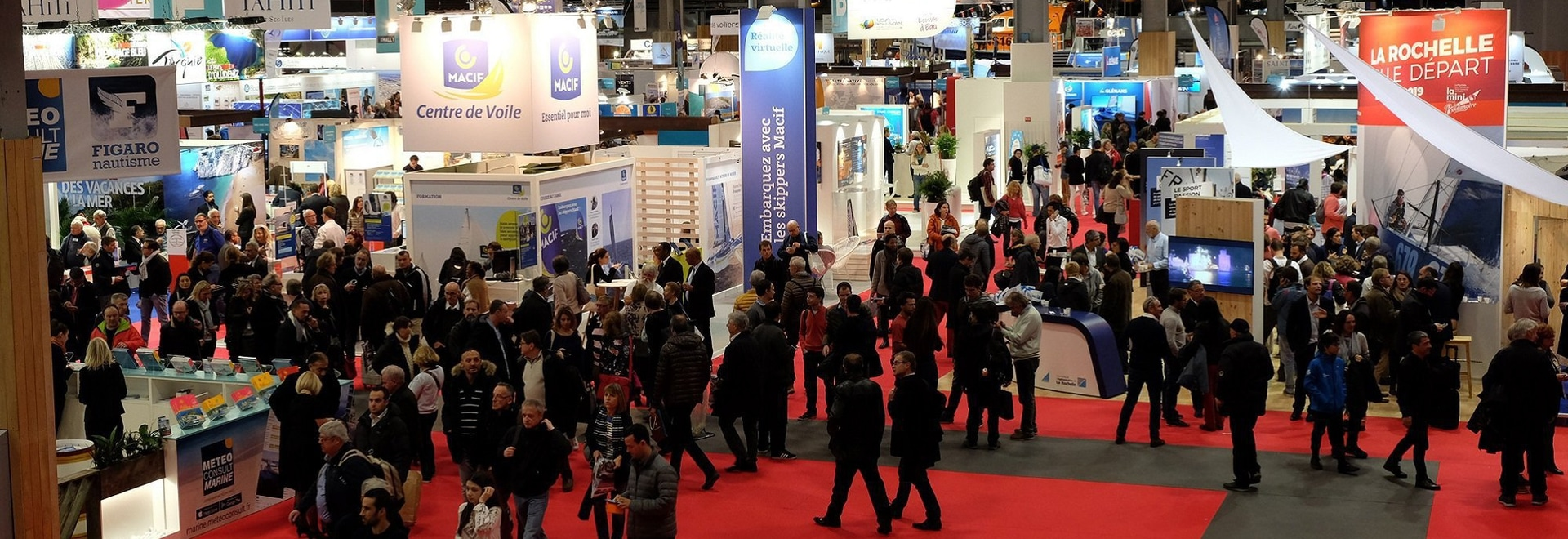 Registration for the Nautic's 'innovative product exhibition' is open !