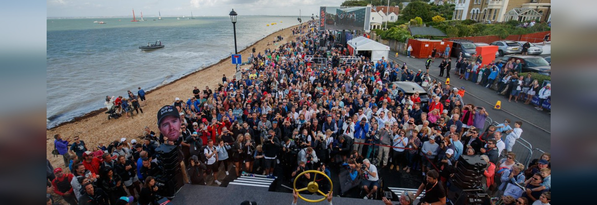 SailGP to head back to the UK for first European event in Season 2