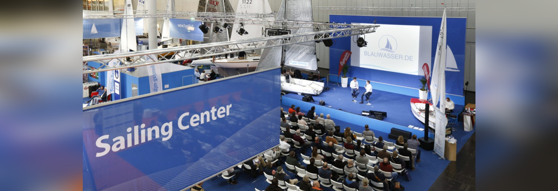 The Sailing Center presents legends, adventures & unique sailing experiences around the fascination of sailing