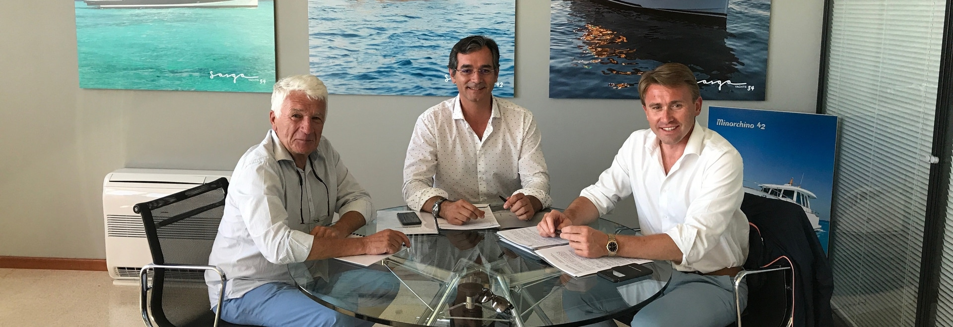 Sasga Yachts expands his dealer's network in France