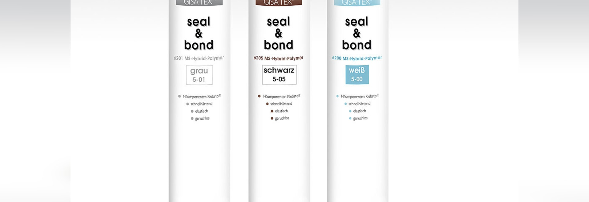 seal & bond Premium glue by GISATEX