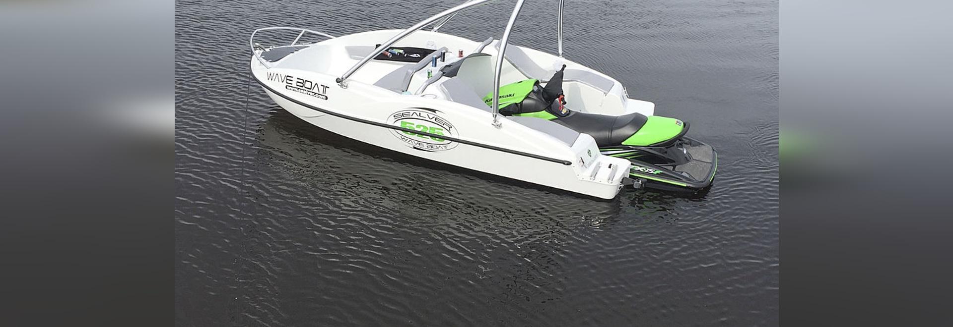 Sealver powered by Kawasaki
